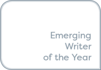 Emerging Writer of the Year