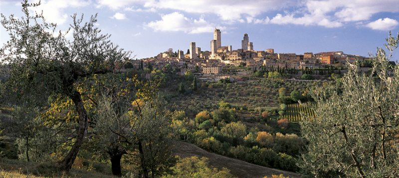 Italy – borghi, picturesque historic villages