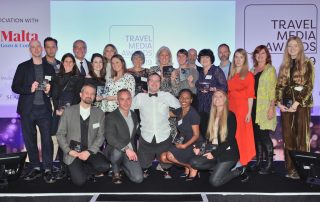 Winners of the Travel Media Awards 2019
