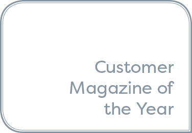 Customer Magazine of the Year