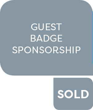 Guest Badge Sponsorship – SOLD