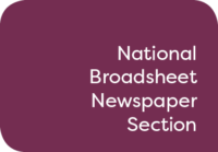 National Broadsheet Newspaper