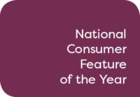 National Consumer Feature of the Year