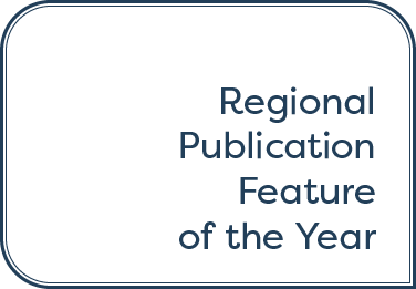 Regional Publication Feature of theYear