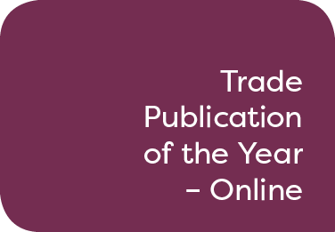 Trade Publication of the Year – Online