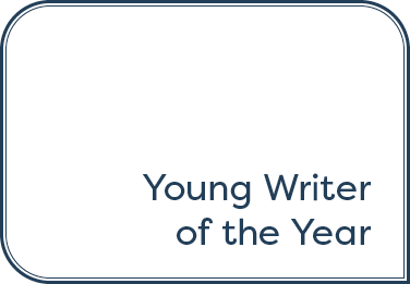 Young Writer of the Year