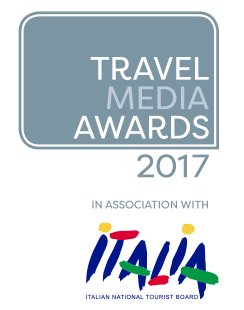 Travel Media Awards 2017, in association with in association with ENIT- Italian National Tourist Board
