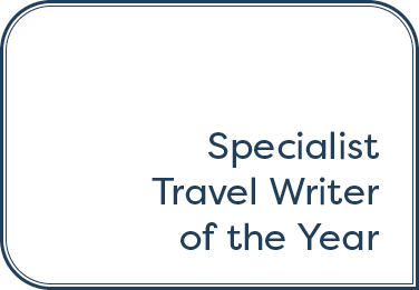 Specialist Travel Writer of the Year