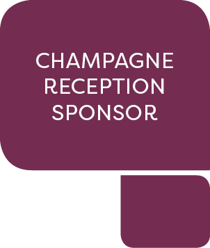 Champagne Reception Sponsor