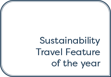 Sustainability Travel Feature of the year