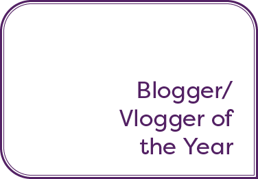 Blogger/Vlogger of the year