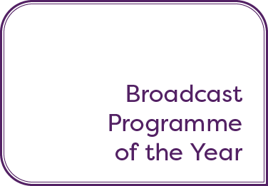 Broadcast Programme of the Year